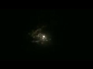 На Казахстан упал неопознанный летающий объект