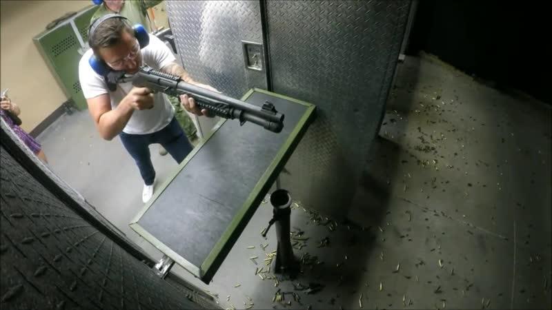 1000 выстрелов за 1 минуту