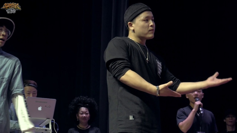 BATTLE IN SHIANGHAI 2018 POPPIN SIDE 決勝 FIVEDASWITCH VS GUCCHONJENES
