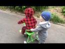 Первый день на велосипеде 🚲