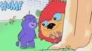 Humf | Humf's Surprise | Full Episodes | 30 Minute Compilation | Cartoons For Children