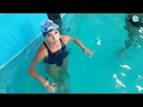 Тренировки по плаванию в Москве и Питере с Денисом Таракановым Видеоотчет разбираем ошибки учеников