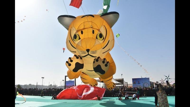 International Kite Festival 2019 At Ahmedabad