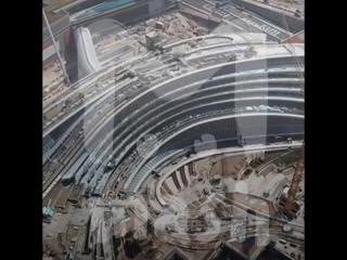 Скоростная дорога связала Гонконг с материковым Китаем