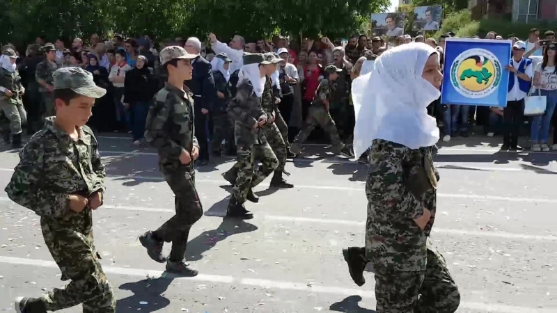 Homs Carnival, Syrians defend their culture during war
