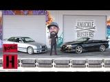 WHO REIGNS SUPREME Scrap Yard M3 VS Donor Camaro #parkinglotparty