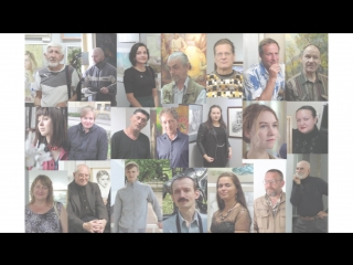 видео к выставке «Художники в городе». 30 августа - 29 сентября 2018
