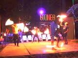 Fire Show 1, Phi Phi Island, 03.11.2018