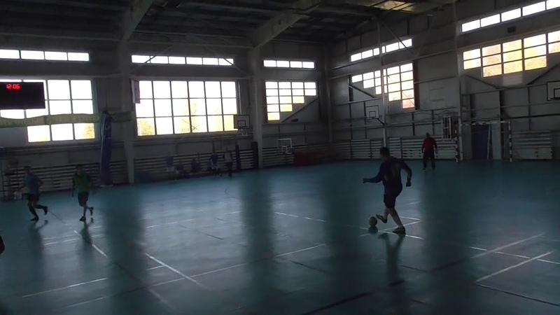 ФК «Хороший» - ФК «Интер» - 1 тайм