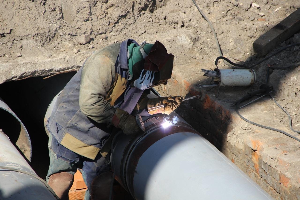Жители привокзальной части Курска проведут без горячей воды еще 2 недели