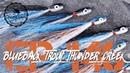 Tying a Blueback Trout Thunder Creek Minnow Fly Pattern Ep146 PF piscatorFlies