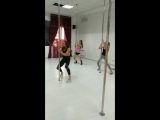 Связка exotic pole dance