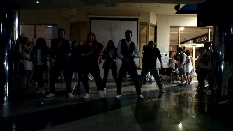 Experimental Salsa-Rumba-Afro Show_Salsa Picante, Volgograd