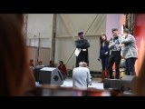 Comic con Russia 2018/Часть 1.Конвент.Detroit