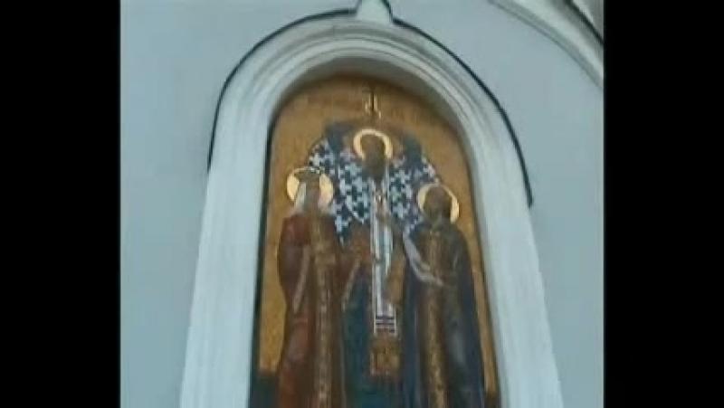 Звонят колокола - Протоиерей Олег Скобля.