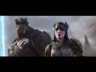 Подать мне Таноса! Тор в ваканде. Мстители-война бесконечности 2018.mp4