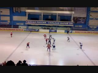 21.10.2018. Первенство России по хоккею среди юношей 2002 г.р.