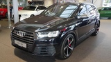 2018 Audi SQ7 4.0 TDI quattro 320(435) kW(PS) tiptronic 8-stufig -Audi.view-