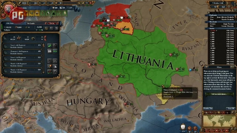 [PlayGround.ru] Europa Universalis IV. Игры разума. Видеообзор