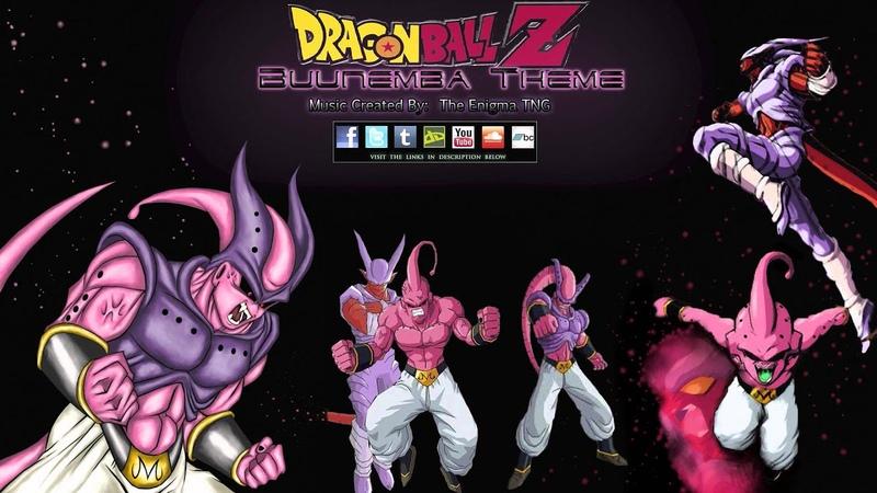 Dragon Ball Z - Buunemba Theme (The Enigma TNG)