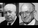 Хирургия трахеи. Оперируют академики Б.В.Петровский, М.И.Перельман, 1973г © tracheal surgery