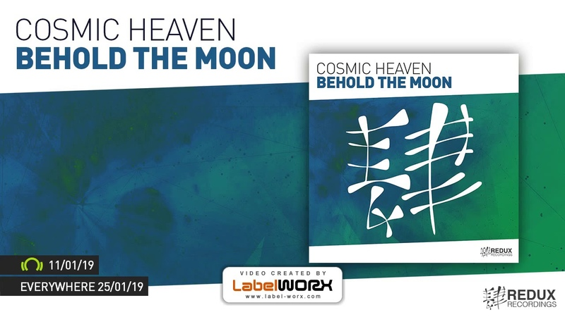 Cosmic Heaven - Behold The Moon (Preview) [Out January 11th]
