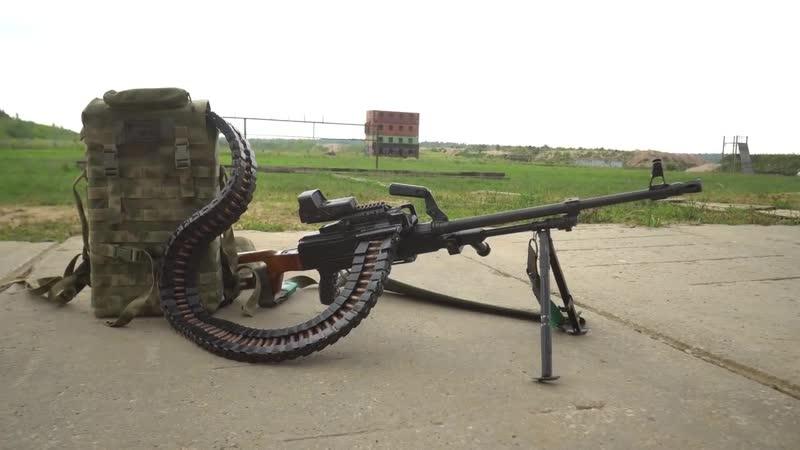 Пулемет для спецназа. Искусство войны. Оружие ТВ