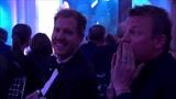Kimi Raikkonen drunk and Sebastian Vettel Funny Moments Compilation - FIA Prize Giving 2018