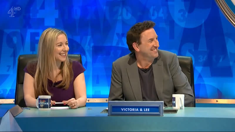 8 out of 10 Cats does Countdown S13E02 (29.06.2017)