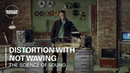 The Science of Sound: Distortion with Not Waving | Boiler Room Genelec