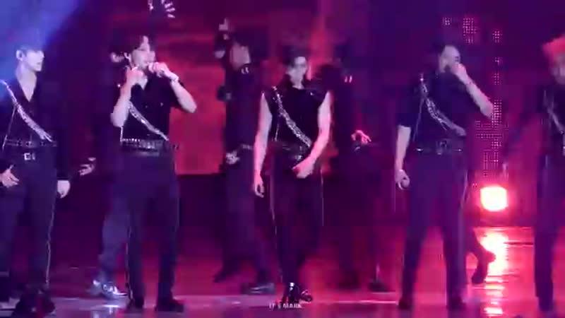 [KEEP SPINING] 190616 GOT7 - Stop Stop It (remix) @ Мировой тур GOT7 «Keep Spinning» в Сеуле D-2