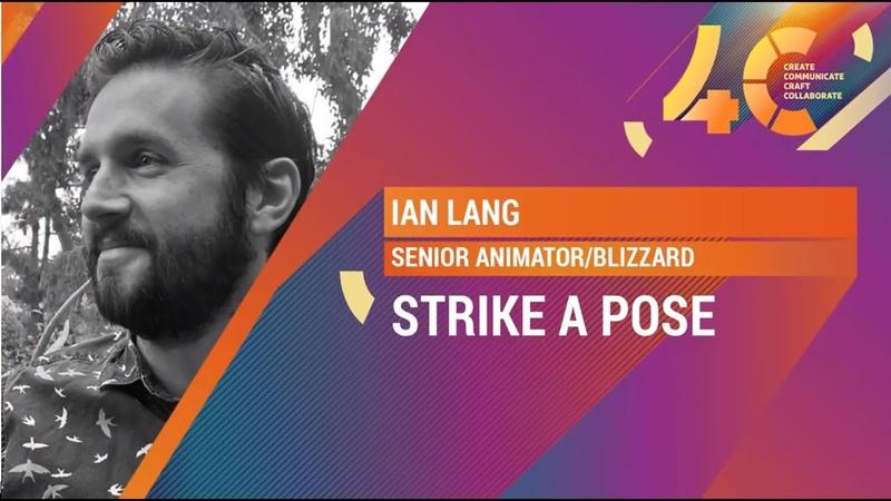Strike a Pose / Ian Lang, Blizzard
