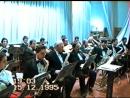 Духовой оркестр играет джаз 1995 г г Ставрополь Amati drums