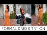 ABYSS BY ABBY DRESS TRY ON HAUL
