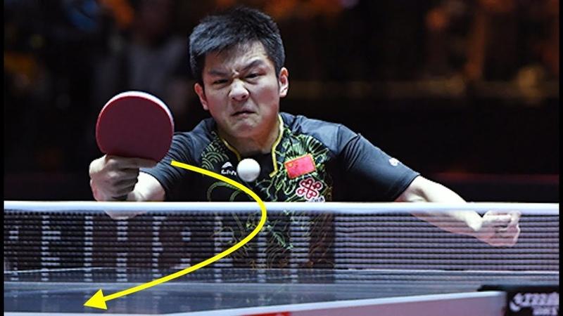 卓球 中国NO1ホープ樊振東の豪快なスーパープレイ スポーツ TableTennis Fan Zhendong Amazing Attack