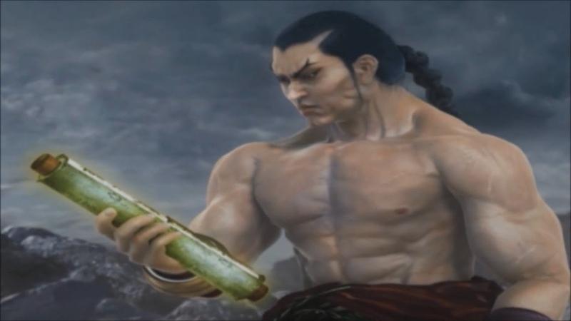 Tekken 5 Story Battle - Feng Wei