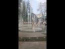 Фонтан в Новом Петергофе