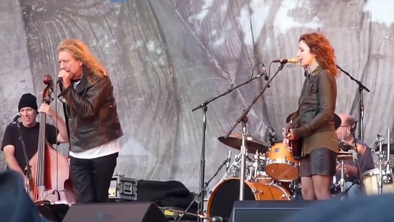 Robert Plant Tribute to Led Zeppelin Best Cover Versions live Celebration Day 2018