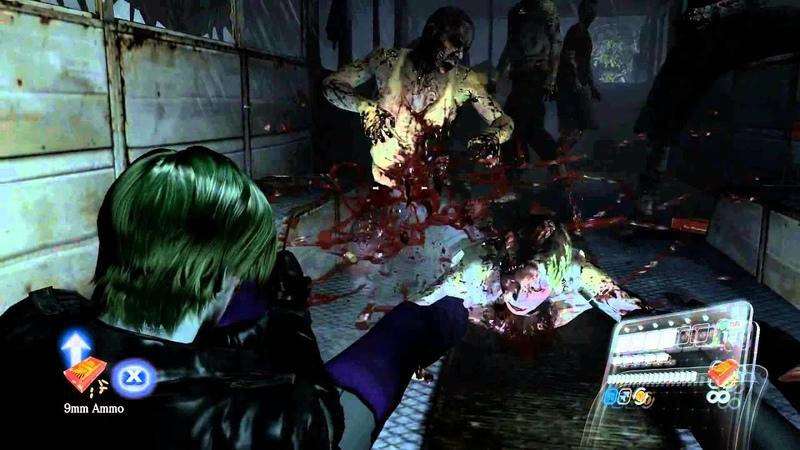 Resident Evil 6 Joker Leon Mod Why So Serious ?