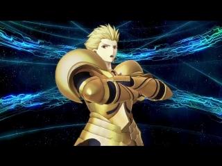 Gilgamesh Archer 5★ - Fate/Grand Order Arcade