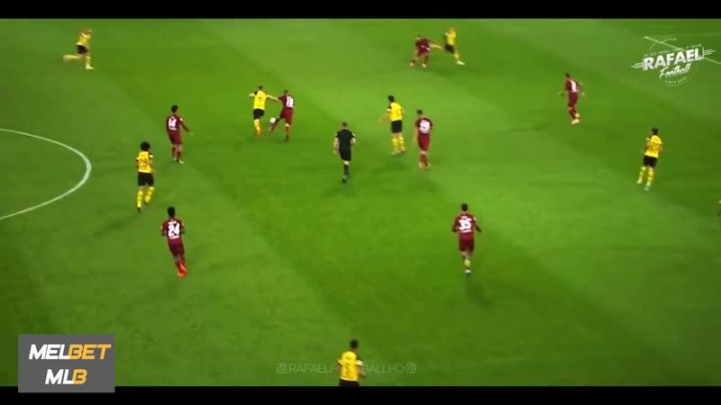 ● Марко Ройс лучшие действия в сезоне 18 19