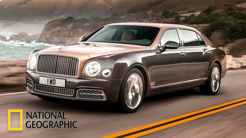 Мегазаводы Бентли Bentley Bentley Mulsanne FULL HD