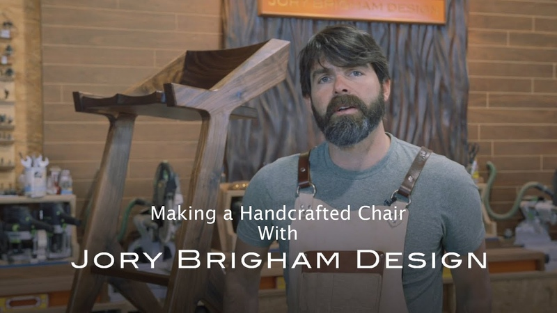 Making a Handcrafted Chair with Jory Brigham