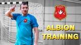 Тренировки Альбион Albion Training 2018