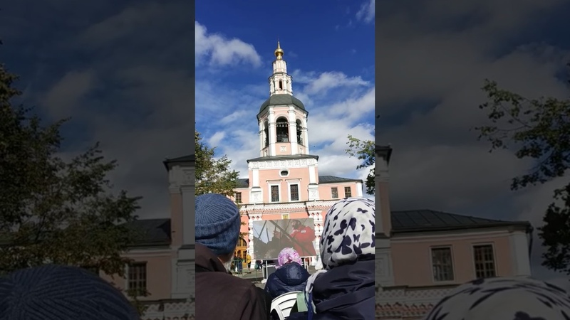 Красный Успенский Звон город Калуга