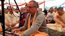 Niranjana Swami Kirtan at Gauranga festival Ukraine 9 Jun 2016