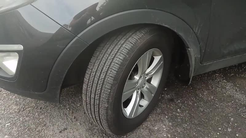 Обзор шины Hankook Dynapro HP2 RA33 на 4 точки. Шины и диски 4точки - Wheels Tyres