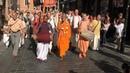 HH Lokanath Swami - harinam 05.06.2018