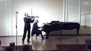 E Grieg, Anitras dance / Э. Григ Пер Гюнт Танец Анитры, исп. Дмитрий Берлизов