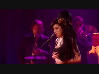 Amy Winehouse - Love Is A Losing Game (Live at Grammy 2008)